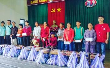 Công ty Long Hiền đồng hành cùng bà con vùng lũ tại Trà My, Đại Lộc (Quảng Nam), Bình Sơn (Quảng Ngãi)