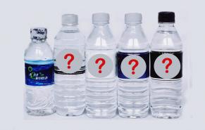 Nước đóng chai theo thương hiệu riêng